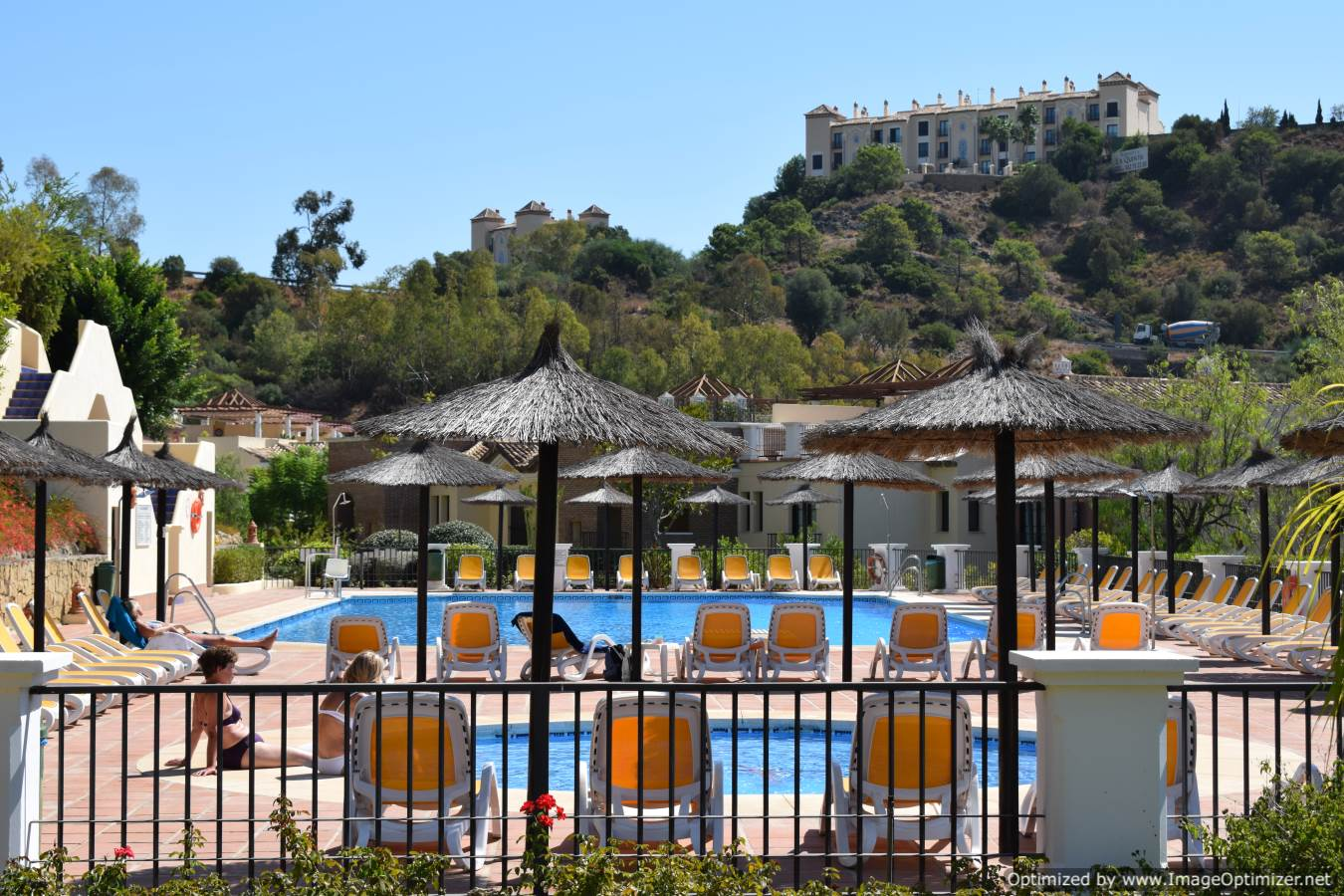 holiday rental benahavis