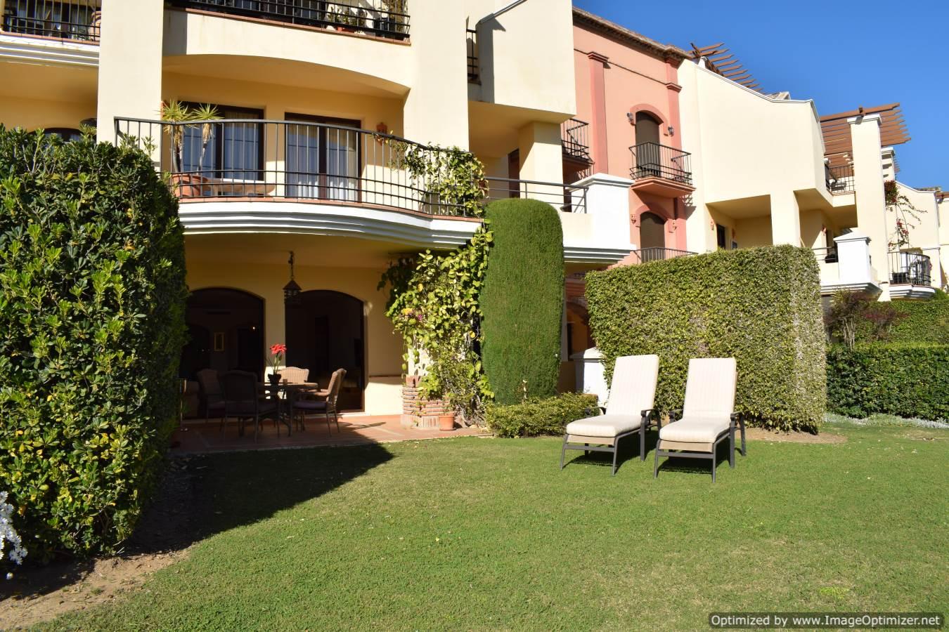 Holiday Apartment Benahavis